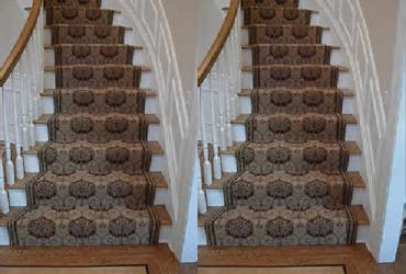 Custom Stair Runners in Denver:
