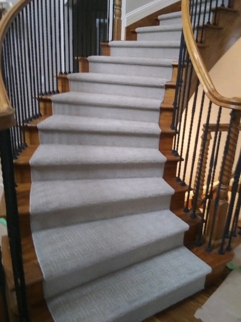 Custom Stair Runners Beautify Your Home Coventry Flooring